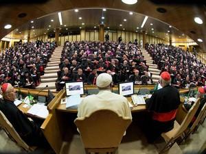 Posicionamento sobre a realização do Sínodo dos Bispos sobre a familia