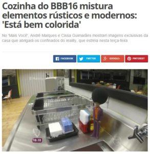 O racismo no BBB16