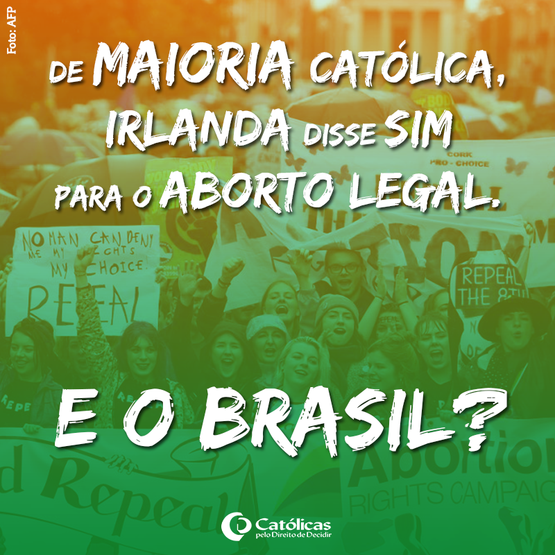 meme-Aborto Legal na Irlanda