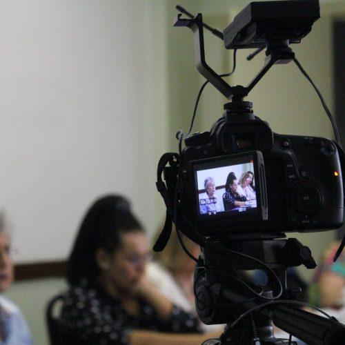 Iniciativas de difusão e comunicação em audiovisual - SITE CDD
